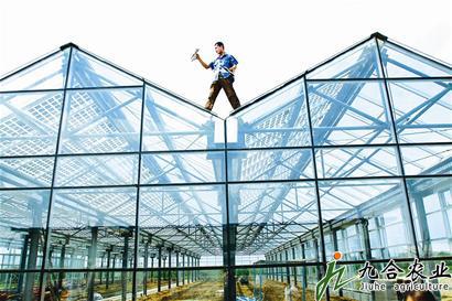 太阳能智能温室
